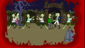The Simpsons Zombie screenshots